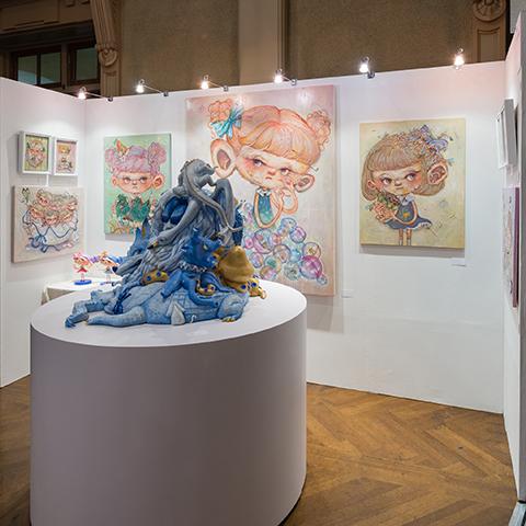 紀陽銀行 presents unknown asia art exchange osaka2018 次世代